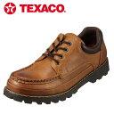テキサコ TEXACO カジュアルシューズ TXC-557 メンズ靴 靴 シューズ 3E相当 カジュアルシューズ 防水 ローカット マウンテンシューズ アメカジ おしゃれ 大きいサイズ対応 28.0cm キャメル SP