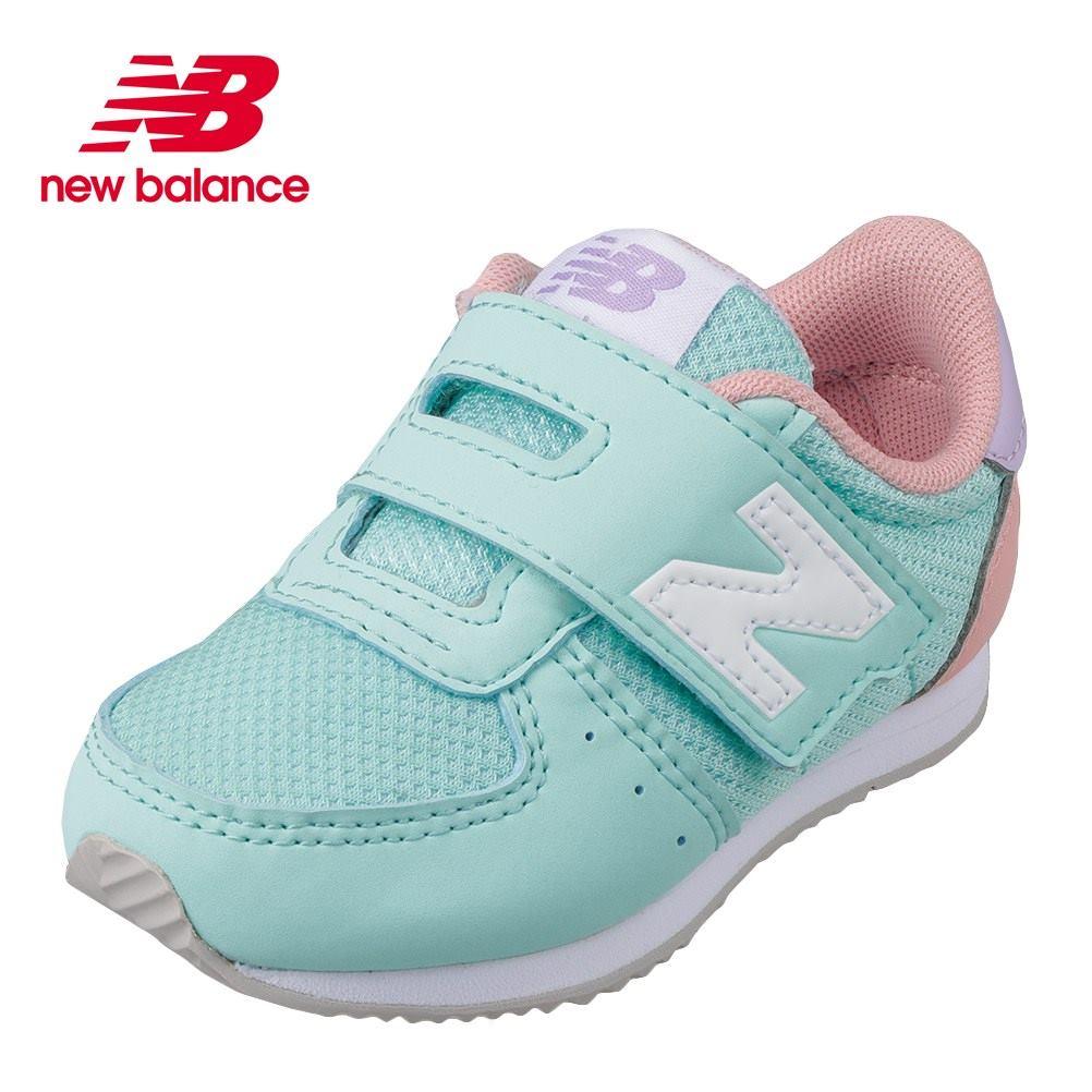 ニューバランスnewbalanceIV220LB2キッズ靴子供靴靴シューズスニーカーベビー赤ちゃんフ