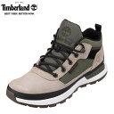 ティンバーランド Timberland TIMB A2441 メンズ靴 靴 シューズ スニーカー 撥水 はっ水 レザー 本革 大きいサイズ対応 グレー SP