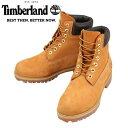 [ティンバーランド] Timberland 6IN PREMIUM 10061 メンズ | イエロー SP