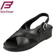 [バイオフィッター ナース] Bio Fitter BFN25062 レディース   ナースサンダル   オフィスサンダル 仕事靴   軽量 滑りにくい   大きいサイズ対応 25.0cm 25.5cm 26.0cm 26.5cm   ブラック SP