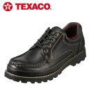 テキサコ TEXACO カジュアルシューズ TXC-557 メンズ靴 靴 シューズ 3E相当 カジュアルシューズ 防水 ローカット マウンテンシューズ アメカジ おしゃれ 大きいサイズ対応 28.0cm ブラック TSRC