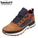 ティンバーランド Timberland TIMB A247S メンズ靴 靴 シューズ スニーカー 撥水 はっ水 レザー 本革 大きいサイズ対応 ブラウン TSRC