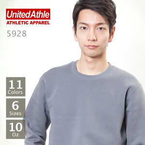 UnitedAthle(��ʥ��ƥåɥ�����)��CVC���롼�ͥå��������å�10.0oz��150cm��XXL��49%OFF