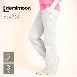 【53%OFF】demimoon(デミムーン)スウェットパンツS〜L