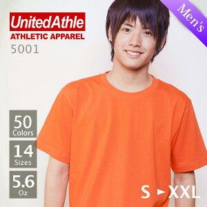 UnitedAthle(��ʥ��ƥåɥ�����)��Ⱦµ̵�ϣԥ����5.6oz.����åɡ�����������?���ԥ�S��XL