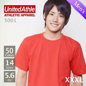 UnitedAthle(��ʥ��ƥåɥ�����)��Ⱦµ̵�ϣԥ����5.6oz.��XXXL