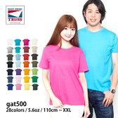【TRUSS(トラス)   ヘビーウェイト Tシャツ gat500】【10P03Sep16】