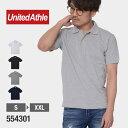 ポロシャツ メンズ 半袖【 United Athle(ユナイ...