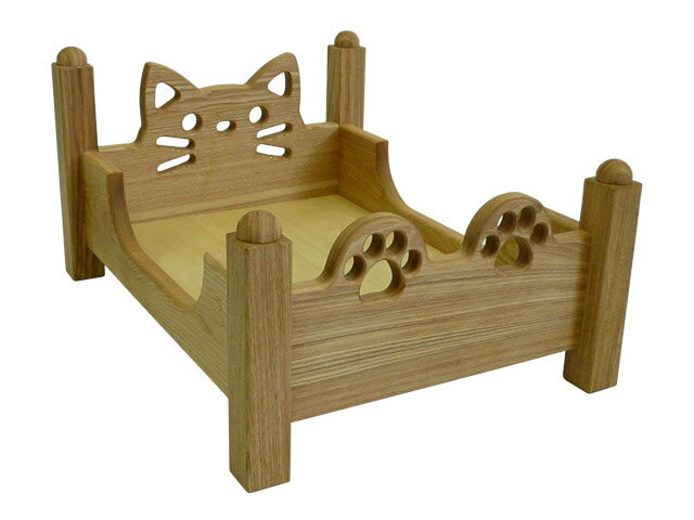 Time In Heart Rakuten Global Market Wooden Bed New Cat Bed Cat Box Is A Possible New
