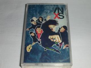 (カセットテープ)INXS X 未開封【中古】