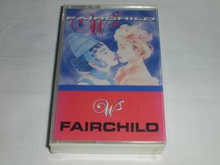 (カセットテープ)FAIRCHILD W FAIRCHILD 全13曲 未開封【中古】