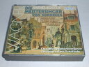 (CD) ワーグナー:楽劇「ニュルンベルクのマイスタージンガー」/クーベリック <4枚組>