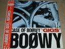 (LD)BOOWY/'GIGS'1.