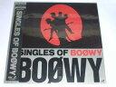 (LD:レーザーディスク)BOOWY/SINGLES OF BOOWY
