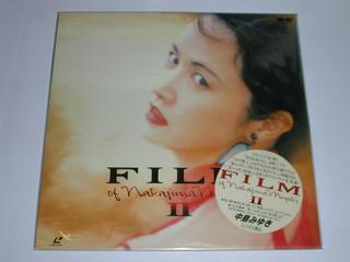 (LD:レーザーディスク)中島みゆき/A FILM of Nakajima Miyujki 2【中古】