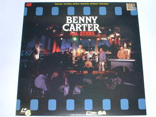 (LD)BENNY CARTER ALL STARSの商品画像