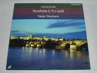 (LD)ノイマン チェコ・フィル ドヴォルザーク 交響詩第9番 ホ短調 作品95「新世界より」