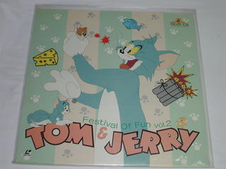 (LD:レーザーディスク)トムとジェリー/アニメ...の商品画像