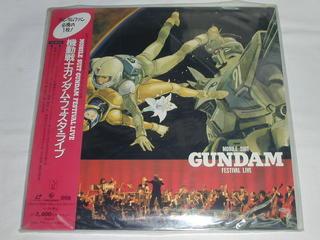 (LD:レーザーディスク)機動戦士ガンダム・フェ...の商品画像