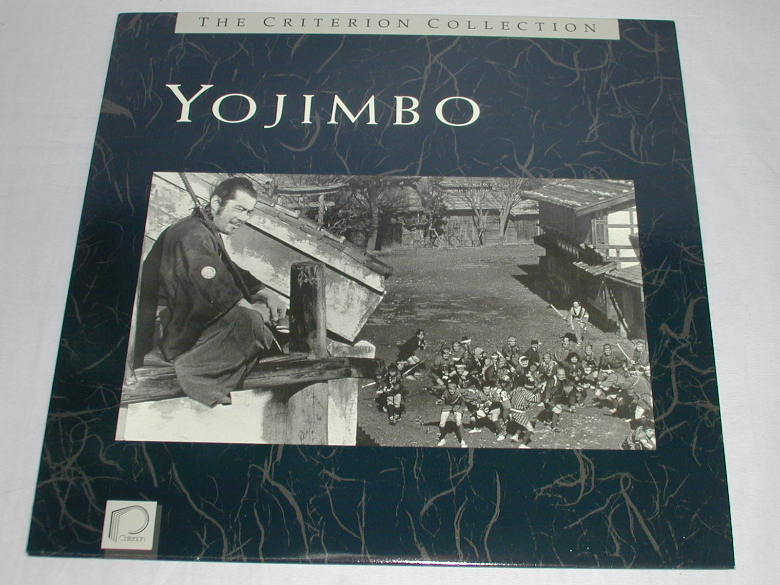 (LD)YOJIMBO/THE CRITERION COLLECTION