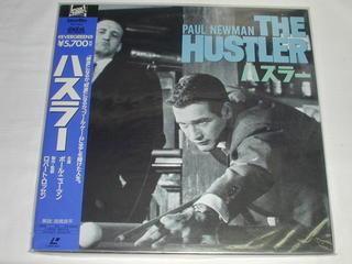 (LD:レーザーディスク)ハスラー ポール・ニュ...の商品画像
