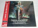 (LD:レーザーディスク)ハイランダー2 —甦る戦士—【中古】