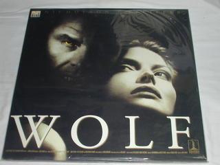 (LD:レーザーディスク)ウルフ WOLF 監督: マイク・ニコルズ【中古】