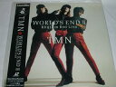 (LD:レーザーディスク)TM NETWORK/WORLD'S ENDII Rhythm Red Live【中古】