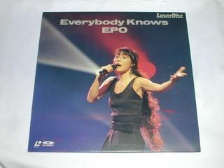 (LDS:レーザーディスクシングル)EPO/Everybody Knows【中古】