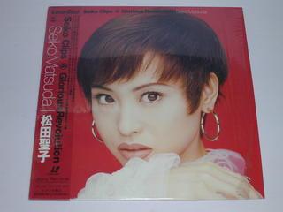 (LD:レーザーディスク)松田聖子 Seiko Clips4 Glorious Revolution【中古】