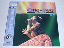 (LD)斉藤由貴コンサート/One Two