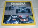 (LD:レーザーディスク)F−1グランプリ1994 ワールドチャンピオンシップラウンド9〜16 BOX 【中古】