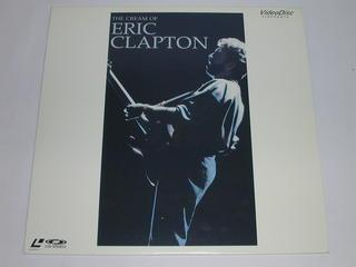 (LD:レーザーディスク)エリック・クラプトン/グレイテスト・ビデオ・ヒッツ【中古】 SS10P02dec12