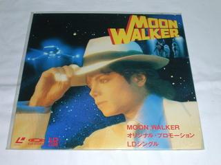 (LDS:シングルレーザーディスク)MOON WALKER オリジナル・プロモーション LDSシングル【中古】