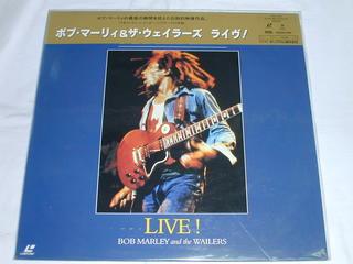 (LD:レーザーディスク)ボブ・マーリィ&ザ・ウ...の商品画像