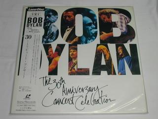 (LD:レーザーディスク)ボブ・ディラン BOB DYLAN/30〜トリビュート・コンサート【中古】