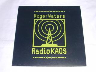 (LDS:レーザーディスクシングル)Roger Waters/Radio KAOS【中古】