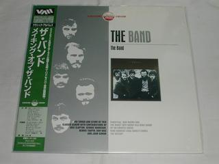 (LD:レーザーディスク)ザ・バンド/メイクング・オブ・ザ・バンド【中古】