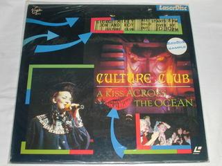 (LD:レーザーディスク)カルチャー・クラブ ロンドン・ライブ'83【中古】