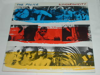 (LP)THE POLICE ポリス/SYNCHRONICITY 【中古】