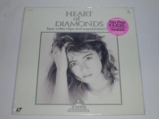 (LD:レーザーディスク)中村あゆみ/HEART of DIAMONDS