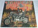 (LP)BATTLEAXE/BURN THIS TOWN 【中古】