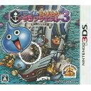 【新品】【3DS】ゲームソフト★SALE★スライムもりもりドラゴンクエスト3 大海賊としっぽ団【誕生日】プレゼントに★