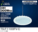 【即日発送できます!当店おすすめ品】エルランテ LED高天井用照明器具 水銀灯代替用100Wタイプ(水銀灯300W形相当) チェーン吊り仕様 …