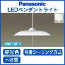 パナソニック Panasonic 照明器具LEDペンダントライト 昼光色 スイッチ付LSEB3002LE1【〜8畳】
