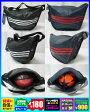 ◆バック刺繍可◇メール便可◆【adidas】アディダス ボールパック(アディダス ボールケース/1個入れ)〔AKM16BKW AKM16NVR〕