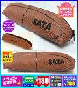 ◆ケース刺繍可◇メール便可◆【SPALDING】スポルディング ペンケース(ポーチ)〔13-001〕
