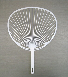 Fan bone regular size GT type white 100 pieces