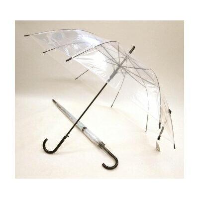 【sss】●き 送料無料 406 63cmビニールジャンプ傘 透明 60本 5085 【ポイント10倍】傘 まとめ買い 業務用としてもおススメ